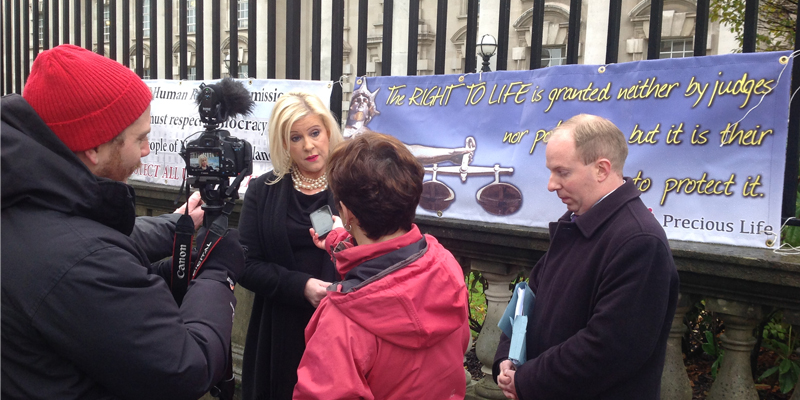 Appeal Against Abortion Ruling Welcomed by Precious Life