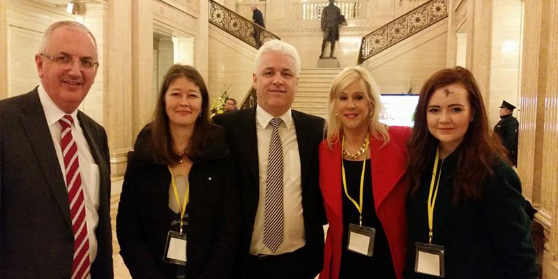 Victory! Nationalists and Unionists Unite to Protect Northern Ireland's Unborn Children