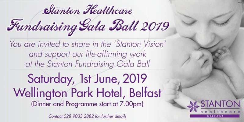 Stanton Ball - an unmissable evening!