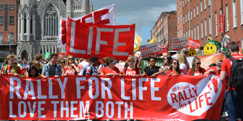 All Ireland Rally for Life