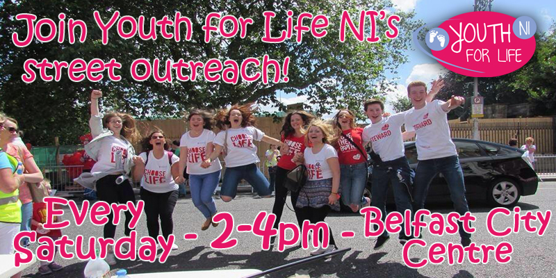 Youth for Life NI - Called & Equipped to End Abortion