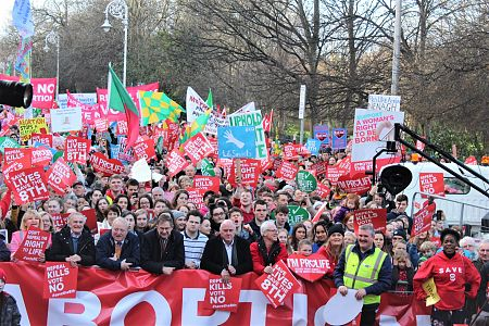 Ireland's record-breaking Rally for Life proves that the fight-back to save the 8th is truly underway