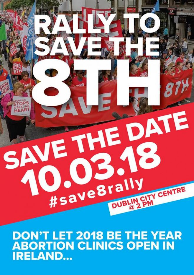Save The 8th Rally